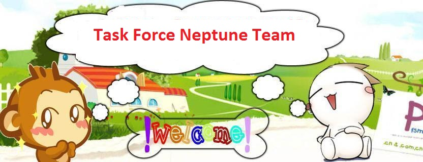 Task Force Neptune Team