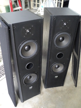 Heco Interior Reflex 35h Speaker Used Sold