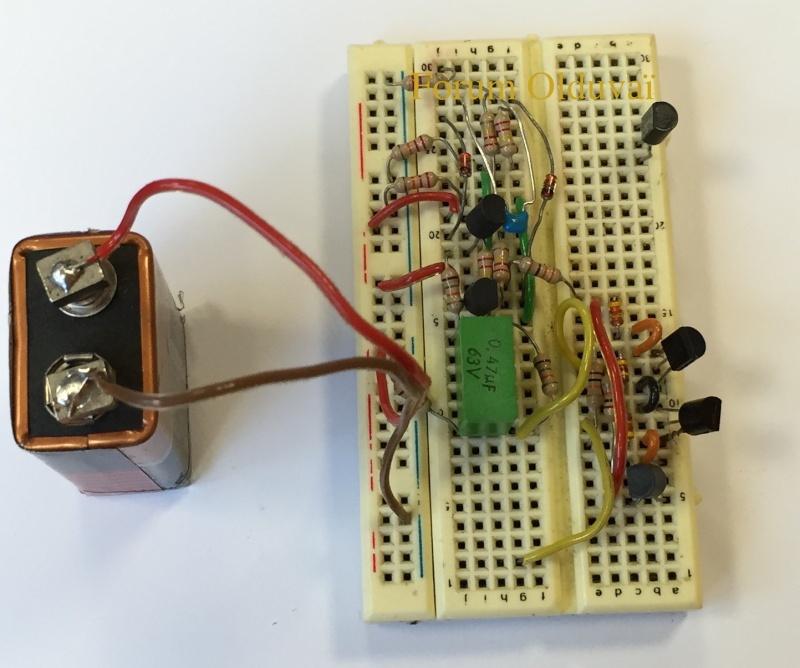 Bidouille un connecteur de piles diy universel - Connecteur pile 9v ...