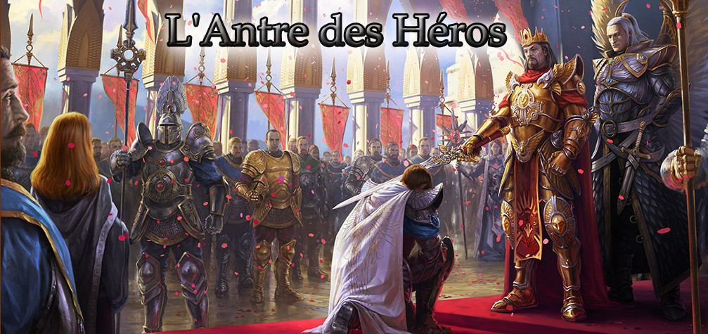 Antre des Héros