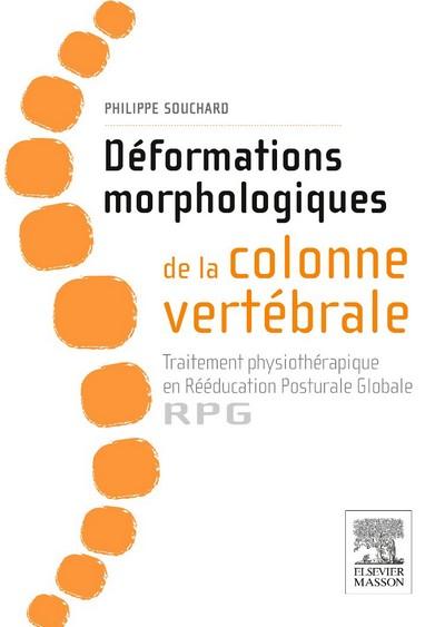 Déformations morphologiques de la colonne vertébrale - 2015