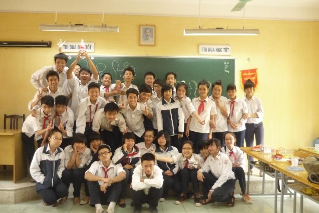 .::|Ngôi nhà chung của các mem lớp 9D|::.
