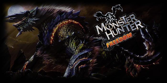 Monster Hunter Freedom France