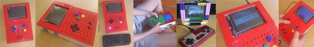 Réaliser votre CPOS avec une Framboise et des Legos