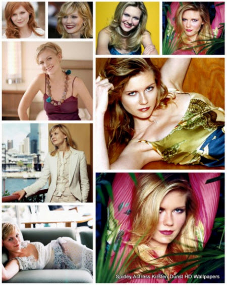 80 Spidey Actress Kirsten Dunst HD Wallpapers