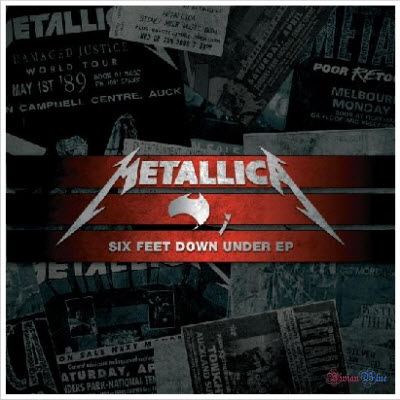 Metallica-Six Feet Down Under-(EP)-2010