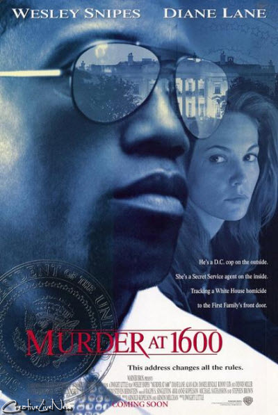 Murder at 1600 (1997) DVDRip x264-DMZ