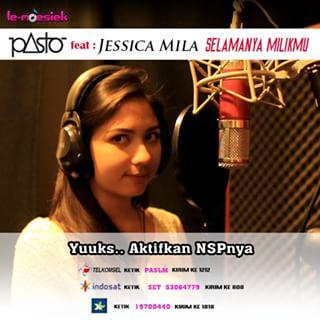 Pasto - Selamanya Milikmu (feat. Jessica Mila)