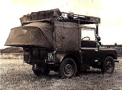 land rover camper page 18. Black Bedroom Furniture Sets. Home Design Ideas
