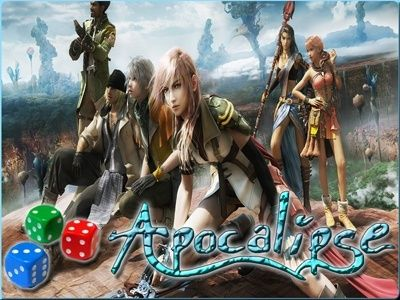 Apocalipse Final Fantasy RPG
