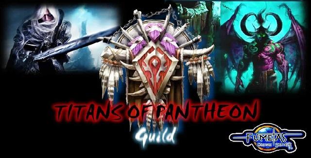 Titans of Pantheons.