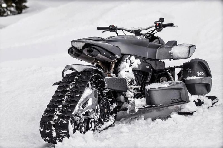 Prototype pour 2017 for 2016 yamaha sleds