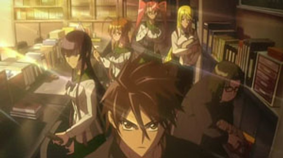 High School of the Dead: War Zone
