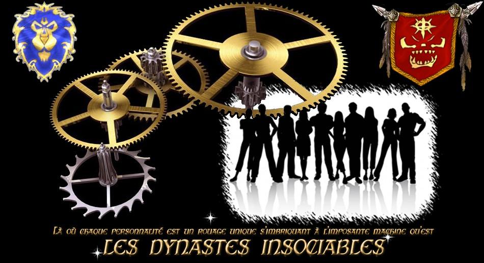 Les Dynastes Insociables !
