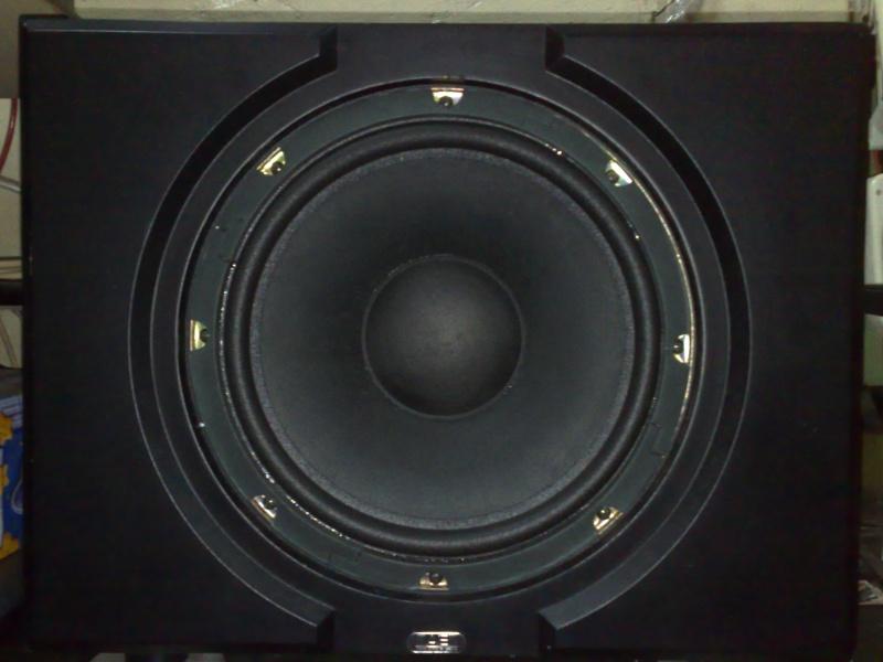acoustic energy subwoofer for sale used. Black Bedroom Furniture Sets. Home Design Ideas