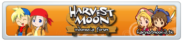 Harvest Moon Indonesia Forum