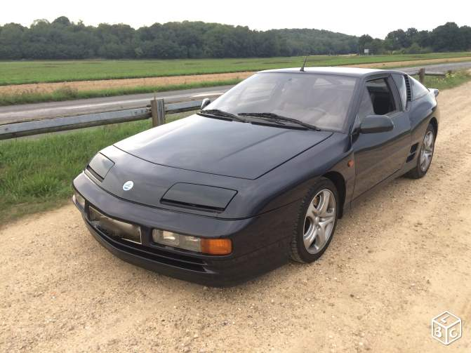 renault alpine a610 turbo a vendre. Black Bedroom Furniture Sets. Home Design Ideas