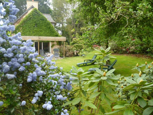 Aper us de mon jardin breton for Le jardin breton