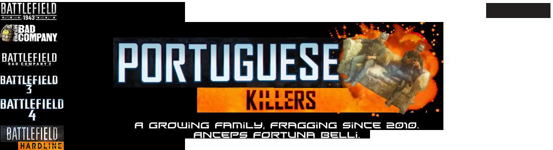 Portuguese Sofa Killers