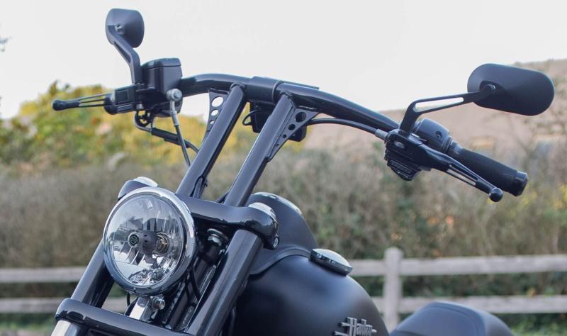 Clignotants Harley Davidson Street Bob