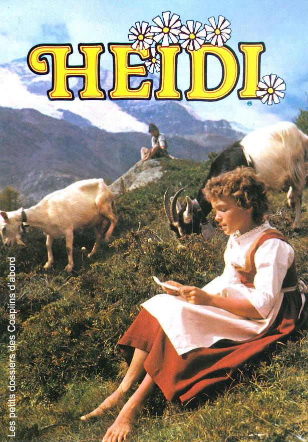 La Serie Tele Heidi Par Nath Didile