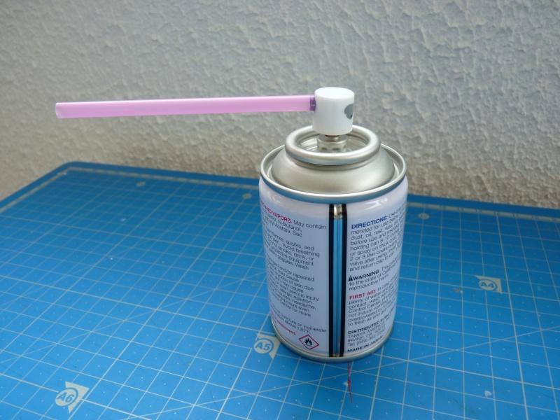 astuce r cup ration peinture en bombe pour retouche. Black Bedroom Furniture Sets. Home Design Ideas