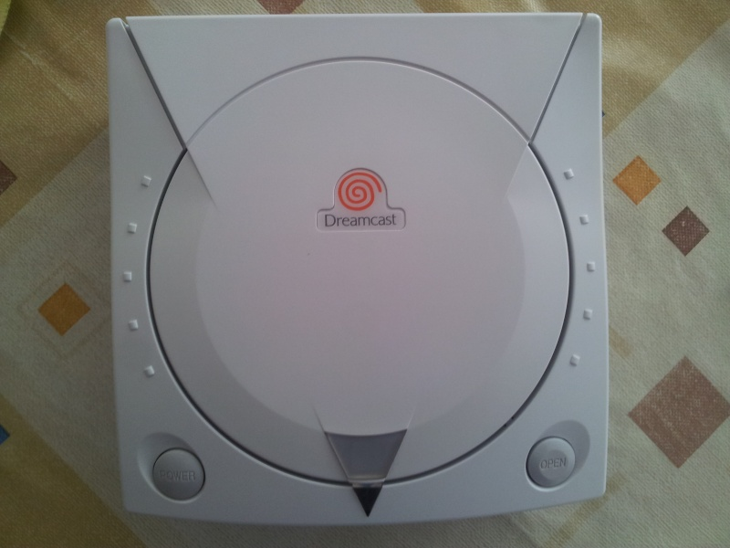 SOLD] Dreamcast USB GD Rom inside with new Battery and