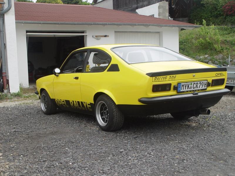 Opel Rallyeaufkleber Das Kadett C Forum Powered By Www