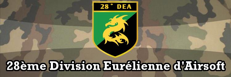 28ème Division Eurélienne d'Airsoft