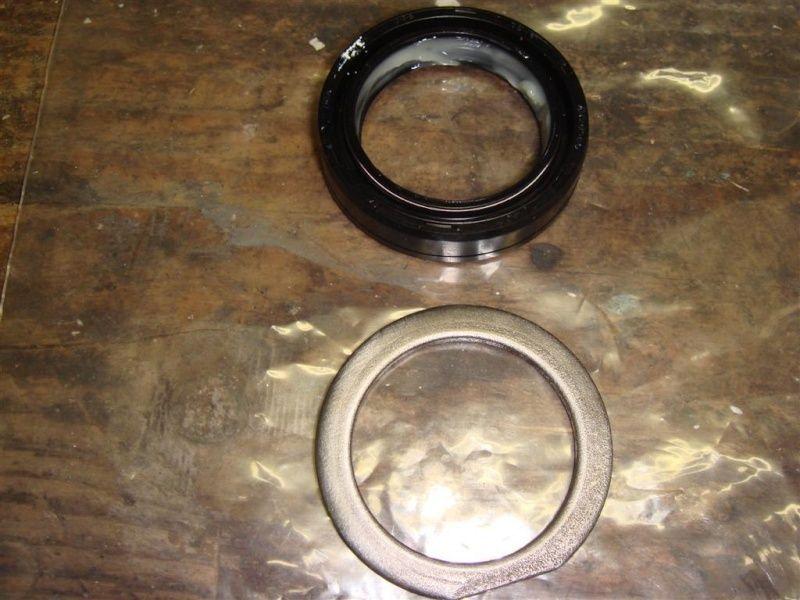 Tuto r1150r remplacement du joint spi de fourche for Nettoyer une peinture a l huile
