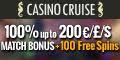 Casino Cruise 20 Free Spins no deposit bonus