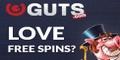 Guts Casino 10 free spins
