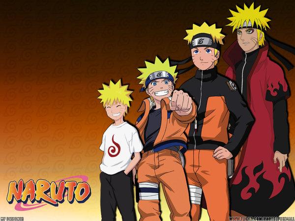 Ph nom ne naruto - Naruto renard ...