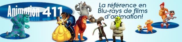 Disney Blu-ray 4-1-1