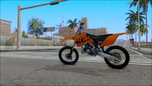 Ktm Gta Sa >> [Sanchez] KTM 250SX 2003