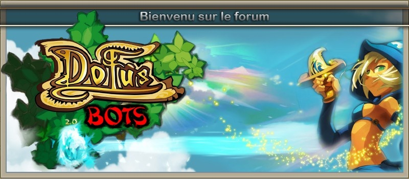 Dofus cheat & bots