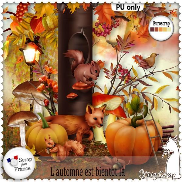 L'automne est bientôt là de Kittyscrap dans Septembre kittys10