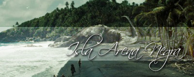Isla Arena Negra