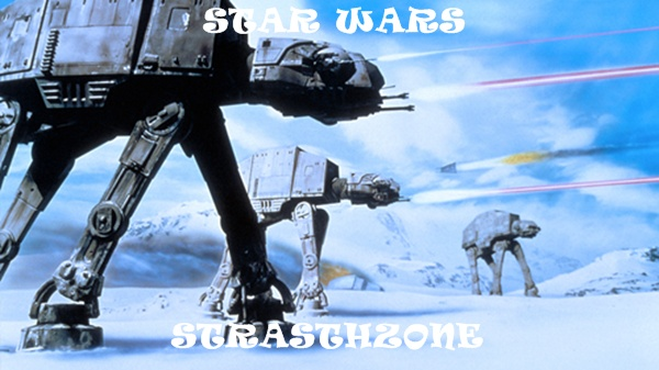 Star Wars STRASTHOZNE