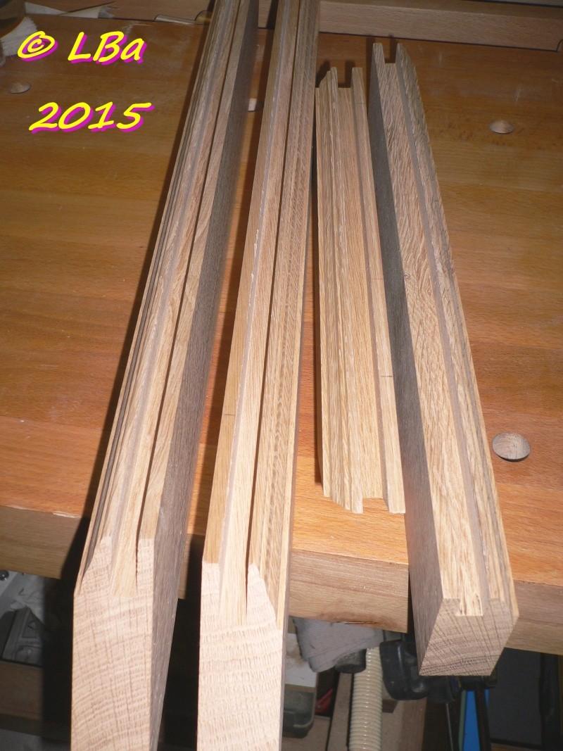 Rallonger une porte en bois