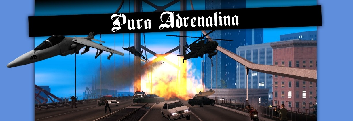 Pura Adrenalina