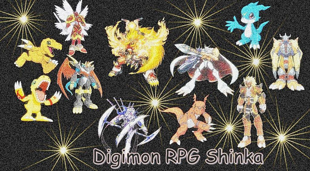 Digimon RPG Shinka