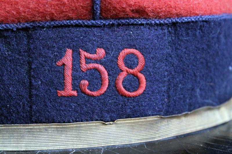 k pi sous officier type 1884 158 me ri superbe tat esc 1 vendu. Black Bedroom Furniture Sets. Home Design Ideas