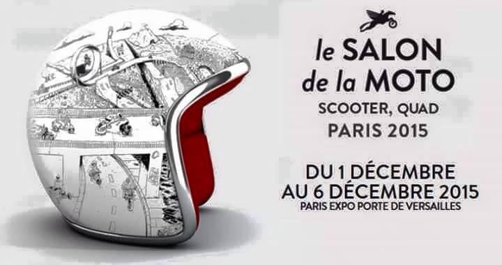 Mensue idf d cembre 2015 salon de la moto resto forum de l 39 ezprit motard - Brasserie porte de versailles ...