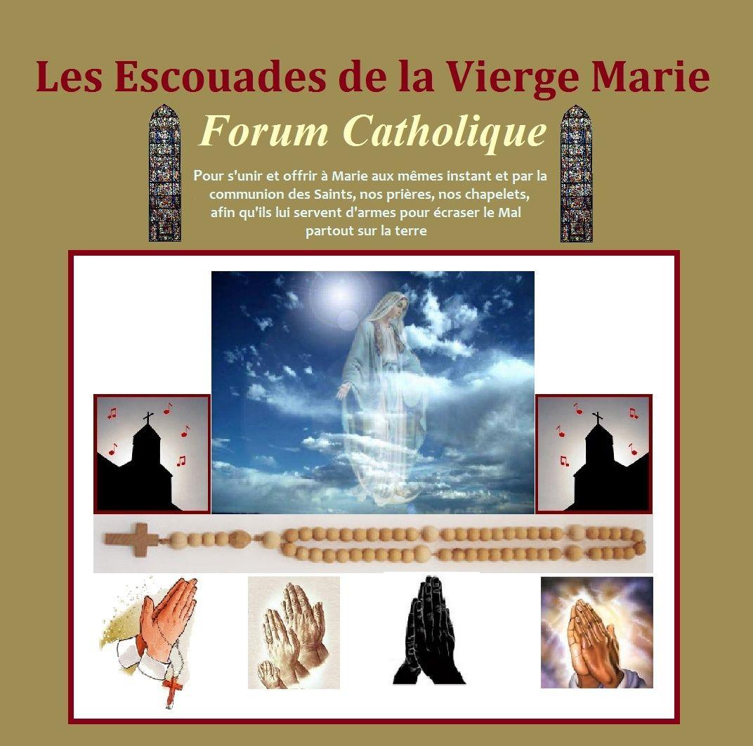 Les escouades de la Vierge Marie