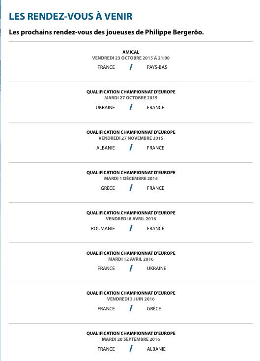Rencontre foot euro 2017