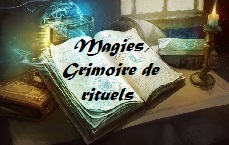 Magies & grimoire (rituels, protections)