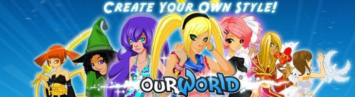 OURWORLD BR & GAMES