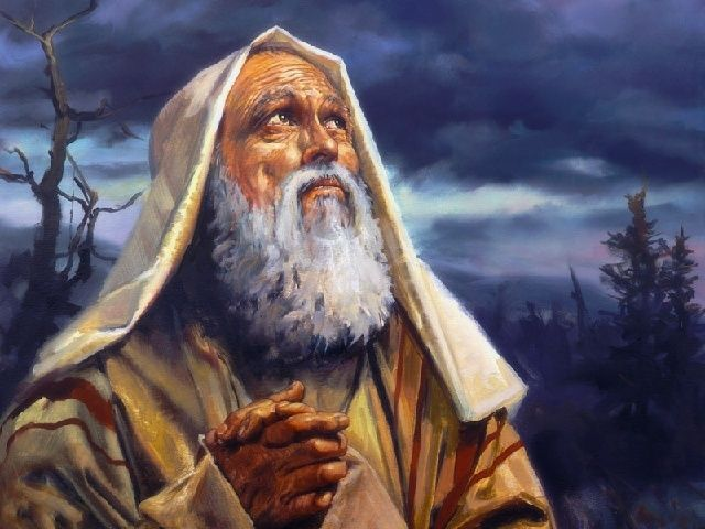 Abraham se fait l'avocat de Sodome