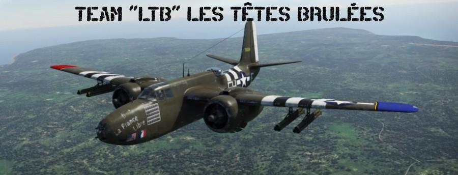 Les Têtes Brûlées (PS4 warthunder)